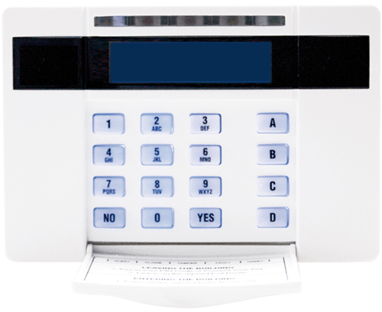 Excellent Euro Contemporary Keypad Security Alarm System Product Range Wiring Database Lotapmagn4X4Andersnl