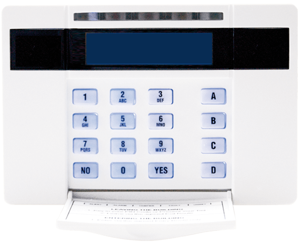 euro mini prox security alarm system product range pyronix uk rh pyronix com Alarm System Keypad Honeywell Home Alarm Systems Manual