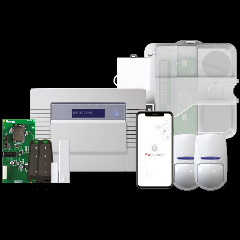 Enforcer V10 | Security & Alarm System Product Range | Pyronix UK & ROI