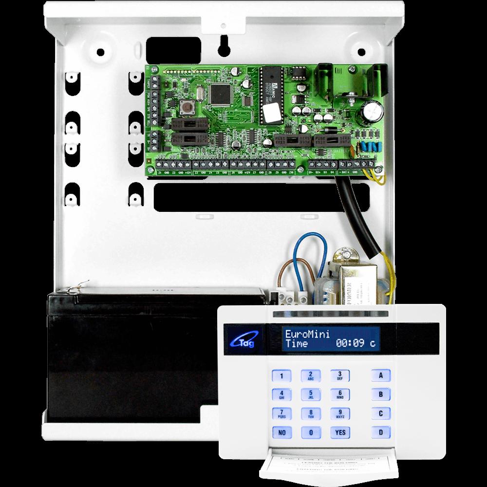 Control Panels Products Pyronix Uk Amp Roi