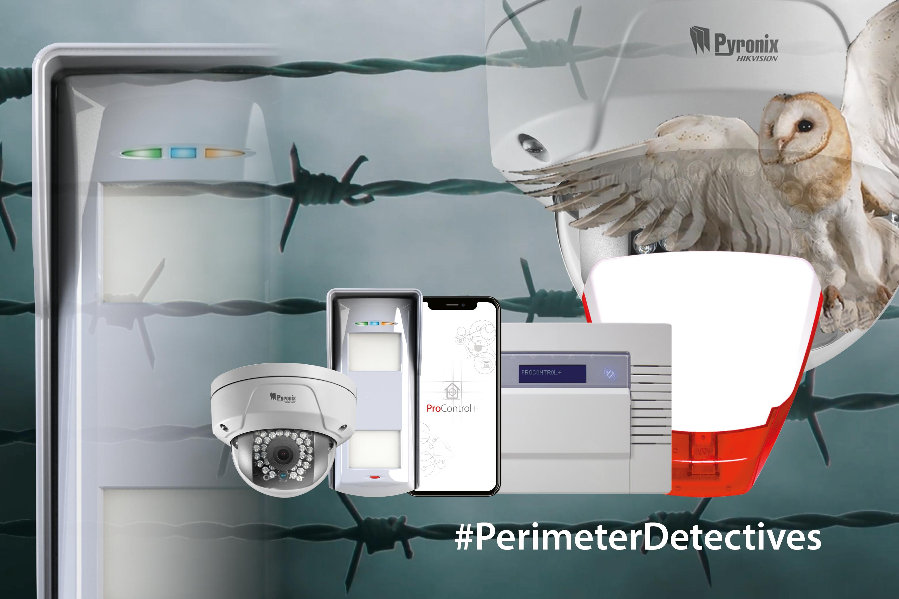 #PerimeterDetectives