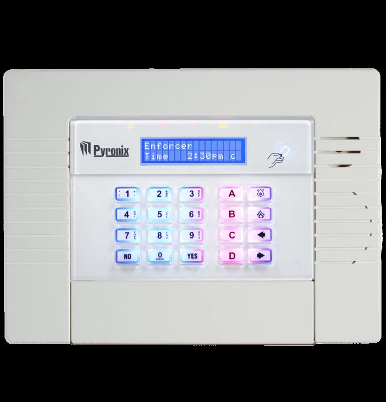 Enforcer 32-WE App   Security & Alarm System Product Range